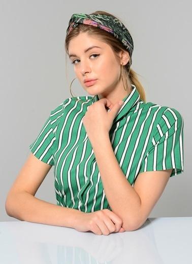 W Collection Eşarp Yeşil